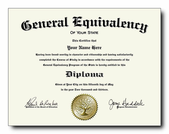 Revered image throughout printable fake ged certificate for free