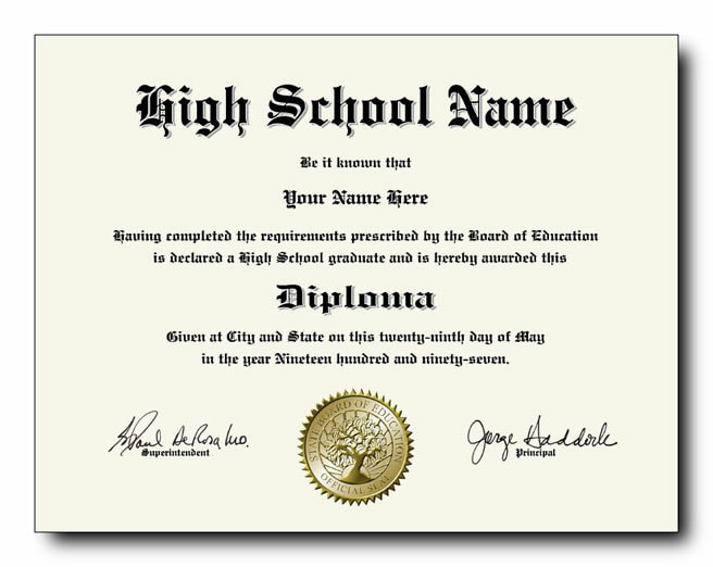 Do fake high school diplomas work