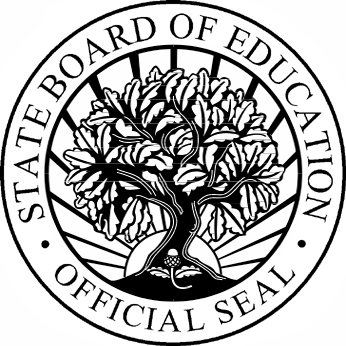 State Board of Education fake high school transcript seal
